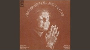 Anita Bryant - How Great Thou Art
